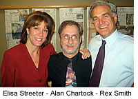 Times-Union editor Rex Smith doesn't want to investigate his buddy WAMC CEO Alan Chartock.